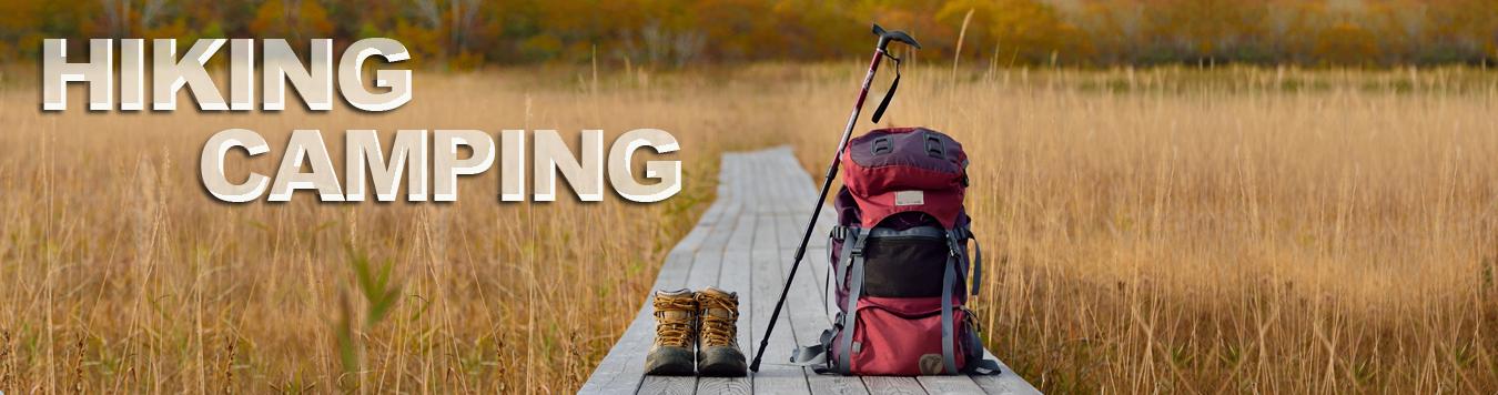 Camping / Hiking