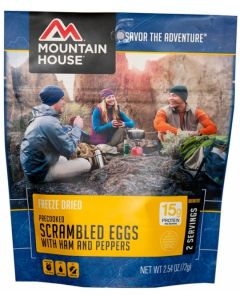 Mountain House Breakfast Courses