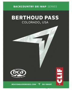Beacon Guidebooks Berthoud Bc Ski Map 1