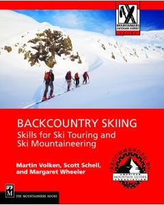 Mountaineers Books Backcountry Skiing 1