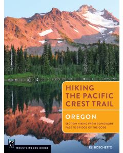 Mountaineers Books Hiking The Pacific Crest Trail: Oregon 1