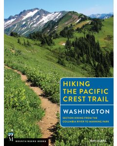 Mountaineers Books Hiking The Pacific Crest Trail: Washington 1