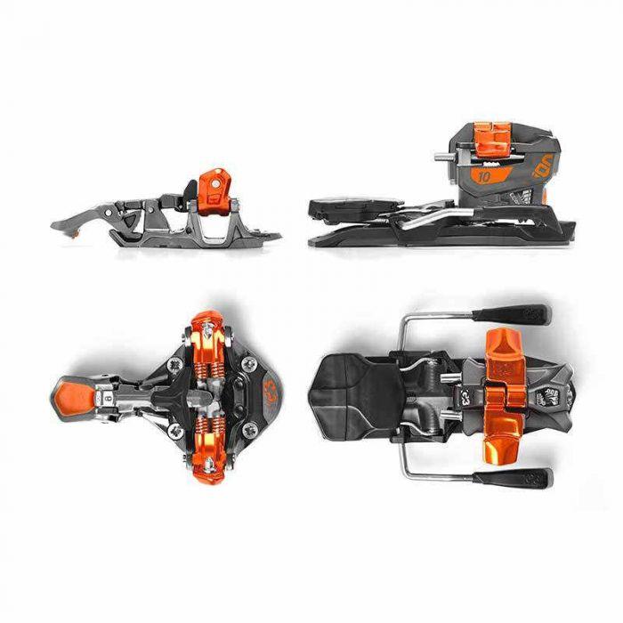 G3 Ion 10 Ski Binding W/ Brakes
