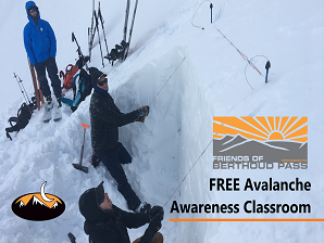 FOBP Avalanche Awareness Classes