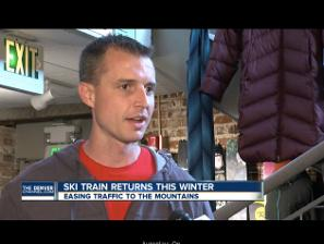The Ski Train is back!