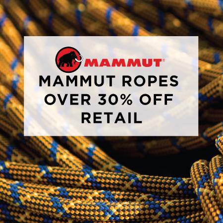Mammut Rope Closeouts