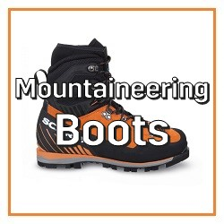 Mountaineering Boots