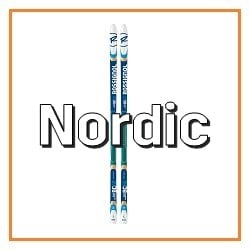 Nordic Skis and Boots