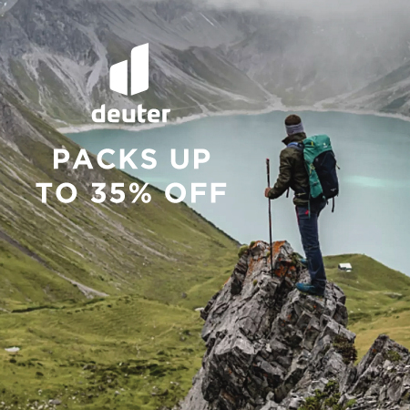 Deuter Packs Up To 35% Off