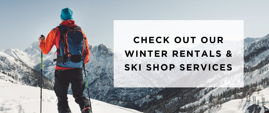 Winter Rentals and Ski Shop Services