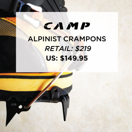 Camp Alpinist Closeouts