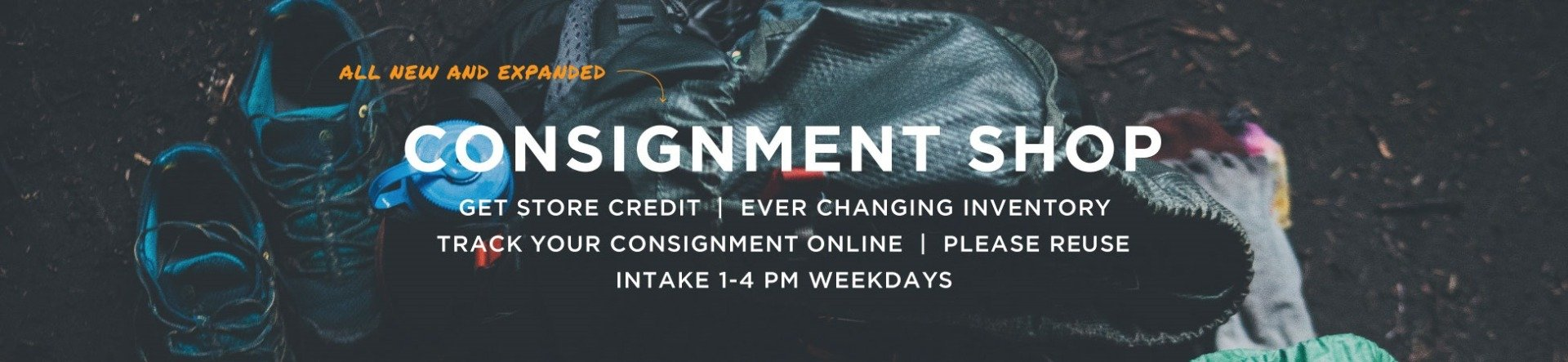 Consignment UPDATE 8/2/20