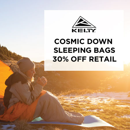 Kelty Cosmic Down Sleeping Bags